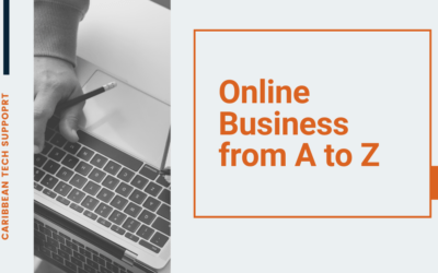 A to Z of Starting an Online Business in 2020